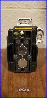 USED EXCELLENT CONDITION 12V MAX DEWALT DW089LG Green Line Laser